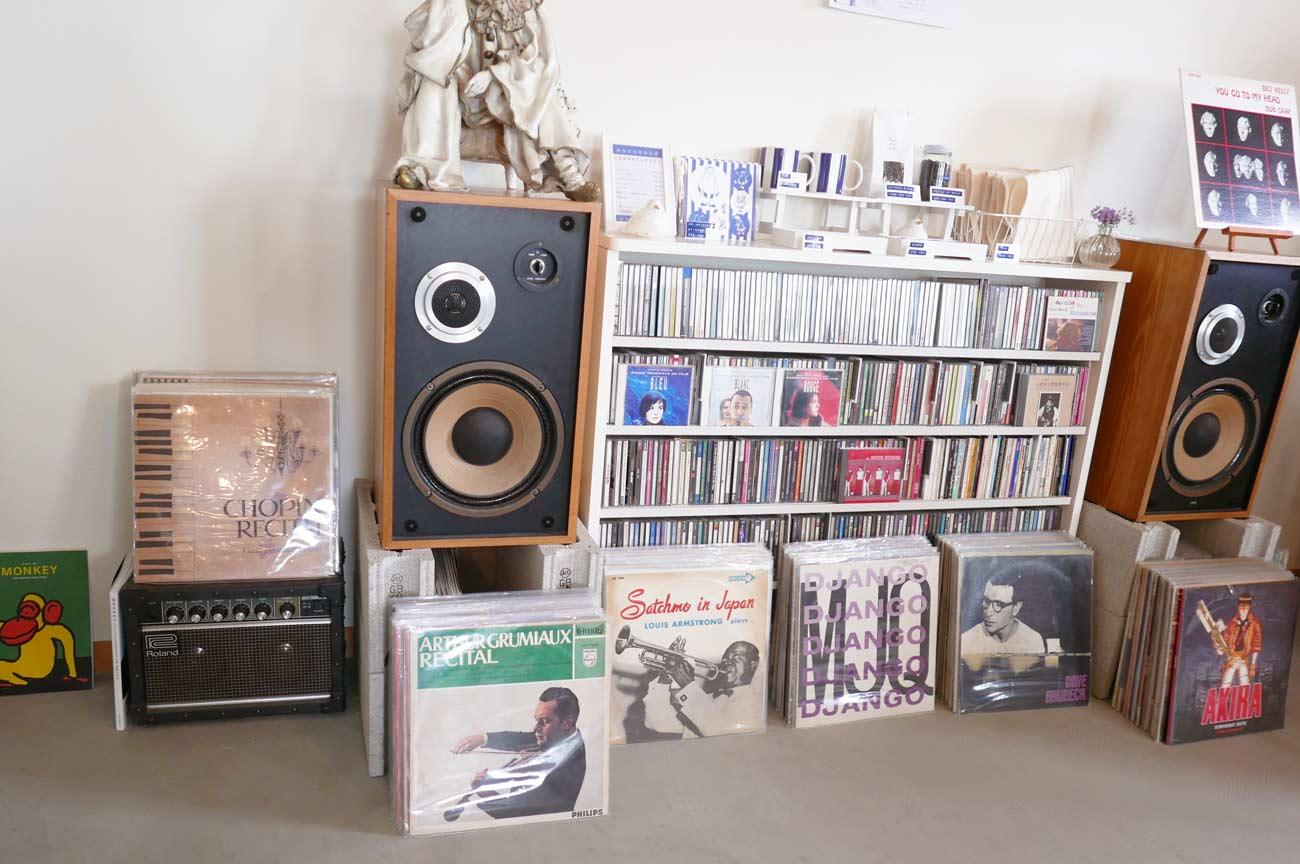 海猫珈琲店のレコード