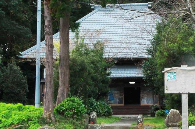 薬王寺を利用したスタジオ
