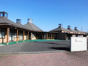 旧千倉保育所の外観