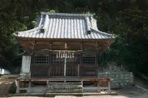 八幡神社【南房総市合戸】