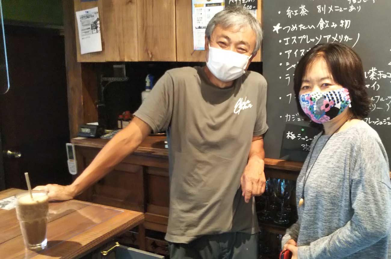 渡辺さんと室あつみさん