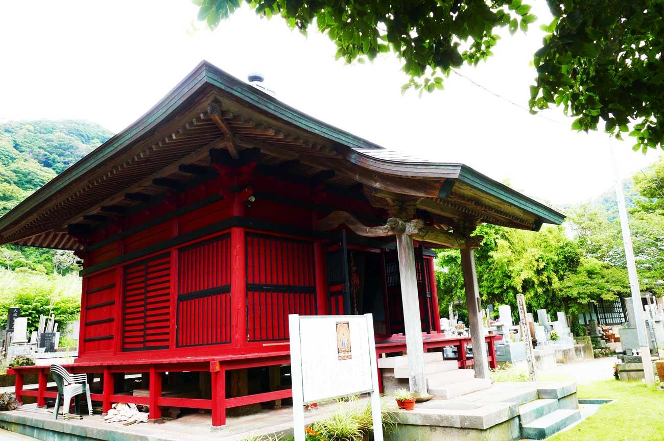西徳寺(天面善光寺)